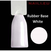 Haft-Gel RUBBER White milchig 15ml, schnellhärtend,...
