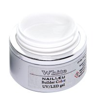 "Aufbau-Gel ""WHITE Profiline""   7 ml, UV/LED..."