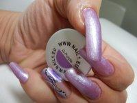 """Farb-Gel """"G - Purple"""" 5 ml"""
