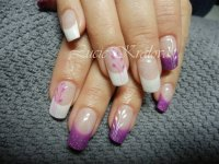 """Farb-Gel """"Lilac Pink"""" 5 ml"""
