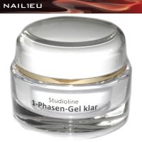 "1-Phasen-Gel ""Studioline Klar"" 30ml"
