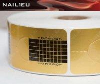 Schablonen Gold 500